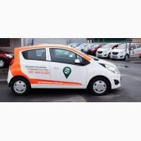 Поминутный и почасовый прокат авто в Киеве - каршеринг GetManCar