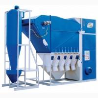 Зерноочистительная машина САД-50 с циклоном