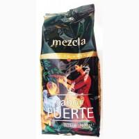 Кофе Hacendado Mezcla Sabor Fuerte зерновой 1кг
