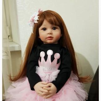 Силиконовая коллекционная Кукла Reborn