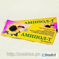 Амипол-Т (амитраз, тимол) 10 полосок в 1 уп.-58грн