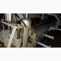 Линия сращивания заготовки по длинне бу, шипорезный станок 2 шт, пресс MHB 1560A