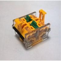 Двухконтактная кнопка включения гидроборта