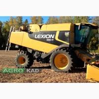 Комбайн Cat Lexion 590 R