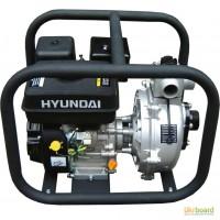 Мотопомпа Hyundai (Хьюндай) HYH 50. Высоконапорная (пожарная). 70 м