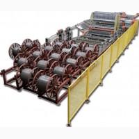 Автоматическая линия для сварки сетки TJK GWCSP2400/2800/3300