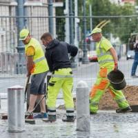 Приглашаются мужчины на дорожные работы в Литве