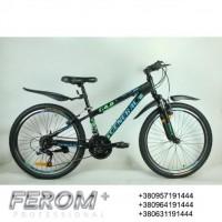 Велосипед 24 GENERAL 4, 0 STEEL (21 sp)