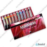 Купить художественные акриловые краски Maimeri в наборах