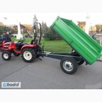 Прицеп тракторный самосвальный от производителя
