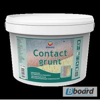 Eskaro Contact Grunt адгезионный грунт для невпитывающих поверхностей 12 кг
