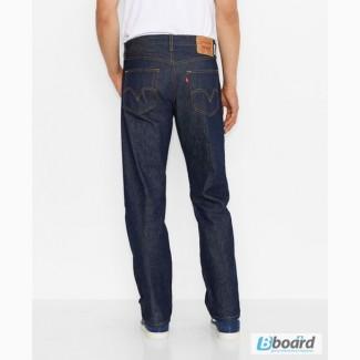Джинсы Levis 501 Original Shrink-to-Fit Jeans - Rigid Indigo (США)