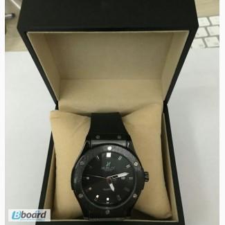 Купить Часы Hublot (Хублот) черные оптом от 100шт