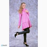 Пальто poliit в розовом и синем цвете в наличии