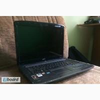 Нерабочий ноутбук Acer Aspire 5530