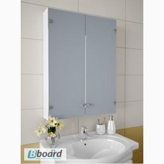Шкафчик зеркальный в ванную А68