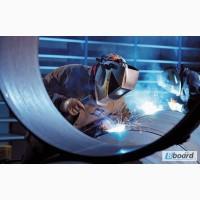 Предоставим услуги сварки металла и металлообработки