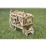Механический-Деревянный 3D Конструктор – Трактор