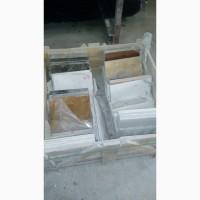 Плитка мраморная красна, белая, бежевая, черная, коричневая, зеленая : 610х305х10 мм
