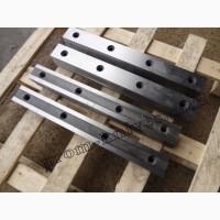 Ножи для гильотины Н 472; Н 473; 450х60х16