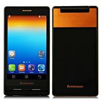 Раскладушка-Android Lenovo A588T 2 сим, 4 дюй, 4 яд, 4 Гб, 5 Мп, 2250 мА/ч