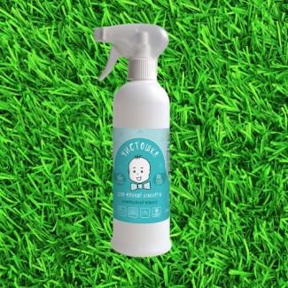 Детское средство для мытья ванных и туалетных комнат ТМ Чистошка