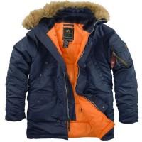 Американская куртка Аляска - оригинал из США