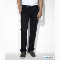 Джинсы Levis 501 Original Fit Jeans - Black (США)