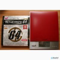 Накладки для настольного тенниса Butterfly Tenergy 64