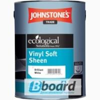 Краска полуматовая виниловая Johnstone s Vinyl Soft Sheen 10л