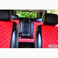 Чехлы на сиденья автомобиля. Полный комплект. Красный цвет