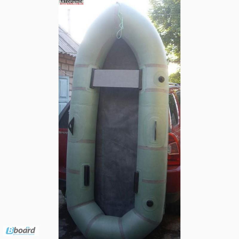 купить двухместную резиновую лодку в украине