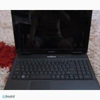 Нерабочий ноутбук Acer eMachines E527 на запчасти