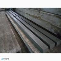 Столб для перемычек и невысоких ограждений 1, 50 м