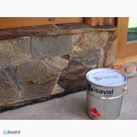 Гидрофобная пропитка на растворителе ISAVAL Гидрофуганте 4 л невидимая -для фасадов, камня