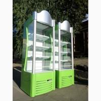 Холодильник Регал б/у, Горка холодильная б/у. Италия