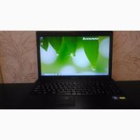 Красивый производительный ноутбук 2 ядра Lenovo G565