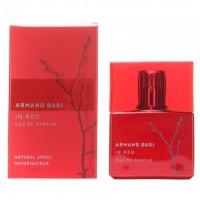 Armand Basi in red eau de parfum 50ml (парфюмированая вода)