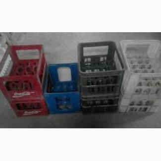 Продам ящики пластмасові під склотару