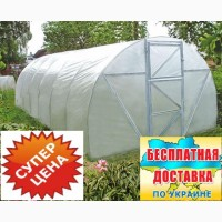 Теплица Урожайная 3х6х2м с пленкой