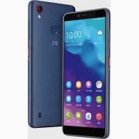 Современный смартфон ZTE Blade A4 2 сим, 5, 45 дюй, 8 яд, 64 Гб, 13 Мп, 3200 мА/ч