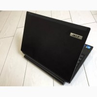 Компактный ноутбук Acer TravelMate 8372TG(4ядра 4 гига 3часа)
