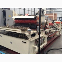 Автоматическая линия для сварки сетки TJK GWCP1200XM-B