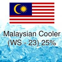 Малайзийский кулер 25% (WS-23) (Malaysian cooler Chiller) Холодок vape