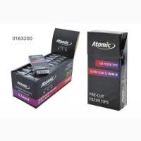 Опт фильтры 5.7 мм ультра слим угольные Atomic