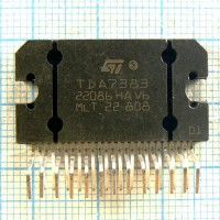 TDA7383 TDA7387 TDA7419 TDA7454 TDA7560A TDA8170 TDA8214B TDA8218