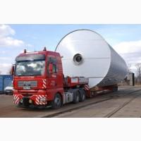 Перевозка негабаритных грузов Житомир негабарита комбайна экскаватора услуги аренда трала