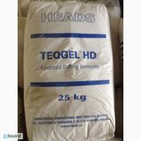 Высококачественный бентонит TEQGEL HD от производителя HEADS