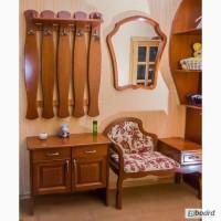 Мебель из массива дерева для прихожей Фиона