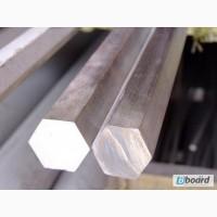 Шестигранники стальные калиброванные